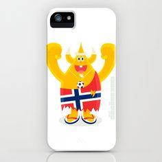 No Way! iPhone & iPod Case by simonfoo - $35.00