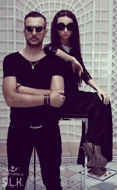 Freak Fashion 2013 by DJ Slava Kol and V-DJane Leenata