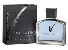 Valentino V Pour Homme Cologne for Men 3.4 Oz EDT