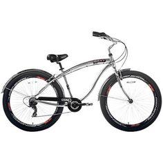 CLASSIC CHROME SIDE STRIKER BICYCLE BELL BEACH CRUISER LOW RIDER BIKE SCHWINN