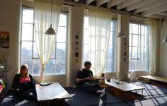Coworking Space - HUB Islington, London, UK