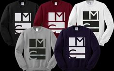 Magcon Boys Logo Sweater Sweatshirt Crewneck Men or Women Unisex Size