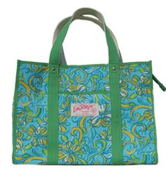 delta lilly tote! i want it!!