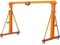 1 ton Gantry Crane - Ellsen High-quality Gantry Cranes for Sale Truss Structure, Cranes For Sale, Crane Lift, Gantry Crane, Thing 1, Led Manufacturers, Types Of Lighting, Pulley, Ladder