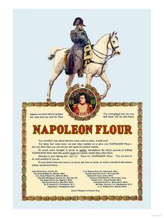 Napoleon Flour Photo at AllPosters.com