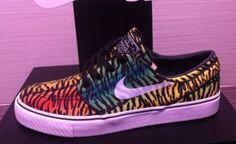 """Nike SB Zoom Stefan Janoski """"Rainbow Tiger"""" (Preview)"""