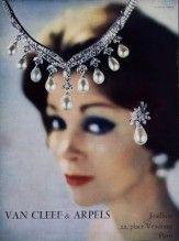 Van Cleef & Arpels (Set of Jewels) 1960 Ph. Molinard