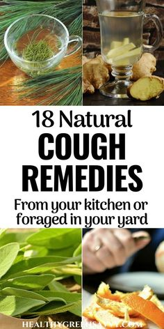 Soothe that annoying cough with one of the many natural cough remedies you can find in your kitchen and yard! Find out which natural remedies for cough work best for different types of coughs and how to use them effectively. #cough #coughremedies #naturalremedies #homeremedies Best Cough Remedy, Home Remedy For Cough, Natural Cough Remedies, Natural Health Remedies, How To Stop Coughing, Green Living Tips, Better Life, Health And Wellness, Healthy Living