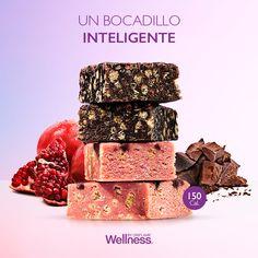 #WellnessByOriflame ¿Hambre? Reemplaza tus snacks por las Barras Natural Balance, ¡son ricas en proteína y fibra!
