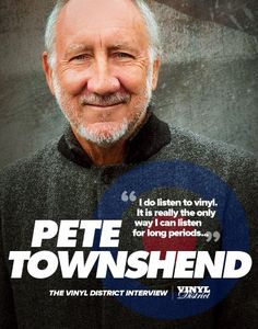 Pete Townshend, The TVD Interview - The Vinyl District Rock N Roll Music, Rock And Roll, Mandela Effect Examples, John Entwistle, Vintage Concert Posters, Pete Townshend, Roger Daltrey, Much Music, My Generation
