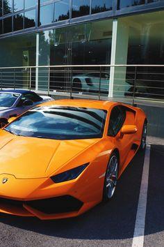 "axility: "" Orange Lamborghini Huracan | AXILITY • Thanks to Al Ghassan Motors •  """