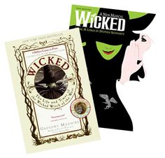 Wicked: The Life and Times of the Wicked Witch of the West by Gregory MacGuire. Start with this book and read the whole series--way better than the musical! (Though I like the musical, too)