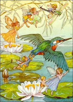 Molly Brett - love for Books blog by Anna with pictures from well loved classic children's books