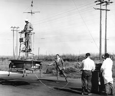 """1955 Hiller VZ-1 """"Pawnee"""" (EE.UU.)"""
