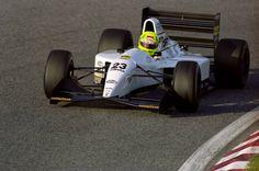 1993 Minardi M193 - Ford (Christian Fittipaldi)  #KONI #KONIImproved #KONIExperience