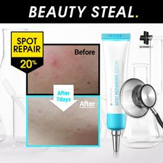 Acne Spot Treatment Serum with  proven effects ! BUY [SKINMISO] Spot Repairing Serum  with 20.77% OFF Price !