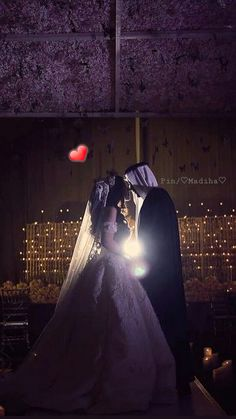 Arab Wedding, Wedding Film, Wedding Couples, Cute Couples, Muslimah Wedding Dress, Hijab Wedding Dresses, Princess Wedding Dresses, Classy Couple, Cute Love Pictures