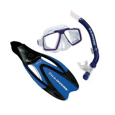 U.S. Divers Cozumel Seabreeze Dry Proflex II Mask, Fins and Snorkel Set (Large) by U.S. Divers. $33.26. Amazon.com                Consisting of the Cozumel mask, Seabreeze Dry snorkel, and Proflex II fins, this bundle from U.S. Divers is a must for recreational snorkelers of all stripes. The Seabreeze Dry snorkel hails from U.S. Divers' Sport Rec series, which is distinguished by its high-quality PVC mouthpieces and large bore barrel designs. More significantl...