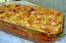 Creme de camarão Seafood Recipes, Vegetarian Recipes, Easy Cooking, Cooking Recipes, Brazilian Dishes, Good Food, Yummy Food, Portuguese Recipes, Food Humor