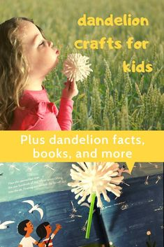 What You'll Want To Hunt For In A Very Do-it-yourself Dwelling Energy Audit Toddlers And Big Kids Alike Will Have Fun Creating This Dandelion Craft Using A Foam Craft Ball, A Straw, And Q-Tips. Make It As A Companion Craft To The Illustrated Book Carme Toddler Preschool, Toddler Crafts, Diy Crafts For Kids, Preschool Learning, Early Learning, Learning Activities, Teaching, Spring Activities, Activities For Kids