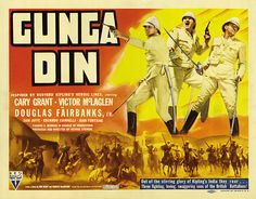 Gunga Din 1939 Film | about this film is available from the afi catalog of feature films ...