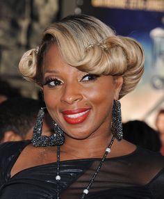 Mary j. Blige - 50 Most Influential RnB Stars