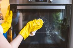 How to Make Your Hands Look Younger - PureWow Oven Cleaning, Cleaning Hacks, Ten Minutes, Look Younger, Spring Cleaning, 5 Ways, Scrubs, How To Look Better, Your Hair