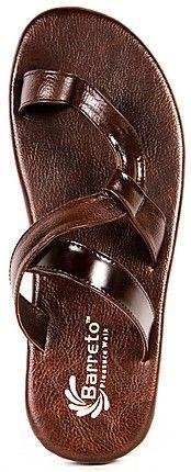 Barreto Brown Men Sandals - 2903