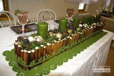 prírodné dekorácie vianoce - Hľadať Googlom