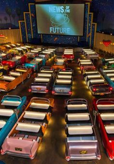 Coolest Movie Theaters in the world