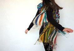 colours + floral/stripes = love