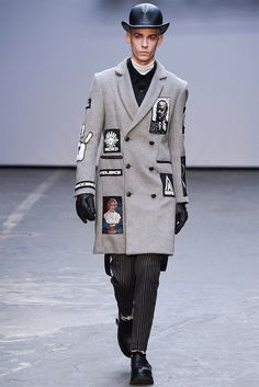 The Latest KTZ Menswear Collection Pays Tribute to Political Icons #menswear trendhunter.com