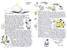 Back in 1963, Tove Jansson sat down and composed a beautiful Christmas letter illustrations and all. It was put together as if it was written by Santa Claus himself and in the letter he speaks about his solitude, Christmas gift plans and his desire for peace for everyone. Read the original never before published letter or our transcription below.
