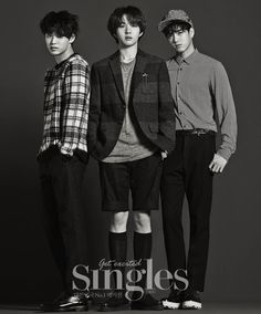 Hyunsik / Changsub / Peniel