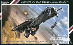 Special Hobby 1:72 Junkers Ju87A-2 Stuka