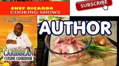 Caribbean Cuisine Cookbook Paperback by Chef Ricardo (Author)