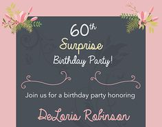 """Check out new work on my @Behance portfolio: """"Birthday Party Invitation"""" http://be.net/gallery/55193705/Birthday-Party-Invitation"""