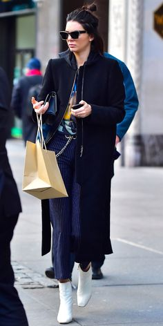 See all of Kendall Jenner's chicest street style looks.