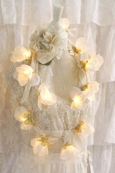 fairy lights tutorial
