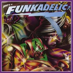 Funkadelic - Connections & Disconnections (Vinyl, LP, Album) at Discogs Vinyl Lp, Vinyl Cover, Vinyl Records, Cover Art, Bootsy Collins, Parliament Funkadelic, Funk Bands, George Clinton, Old School Music