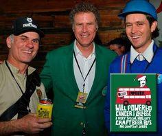 Will Ferrell promove tour cervejeiro em prol dos sobreviventes de câncer |