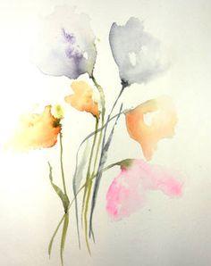 Karin Johannesson Transparent petals IV
