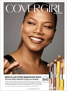queen latifah covergirl intense shadowblast essay When covergirl announced that issa rae and ayesha curry were joining the  roster, we wondered what queen latifah thought about it.