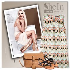 SheIn 1 by monmondefou on Polyvore featuring moda and vintage