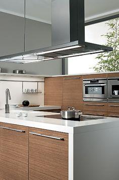 Italian Modern Kitchens | Sintesi Modern Italian Kitchen Design Details