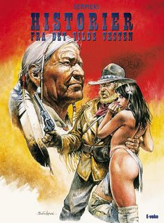 Golden Jaguar, Serpieri, Western Comics, Damsel In Distress, Science Fiction Art, Old West, Sculpture Art, North America, Native American