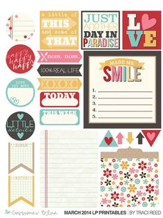 Here is Luvly's #Freebie of the Week compilation with some of the most adorable…
