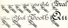 Methodical Text Book to Round Writing, (1877) — by Friedrich Soennecken