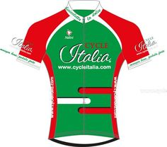 2017 Cycle Italia SS Jersey - Tricolore