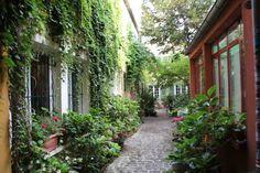 Appartement parisien 3 pièces 50 m² Paris 20E - 50 m² - 1.350 euros